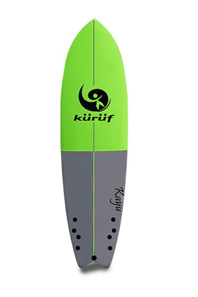 Tabla KURUF – SURFBOARD – 6.6″ – SoloSurf Surf Shop 8c3861bcb96
