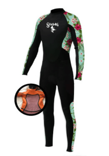 Traje Mujer Sirenas – Flower Color – 4 3 – SoloSurf Surf Shop 52a72842673